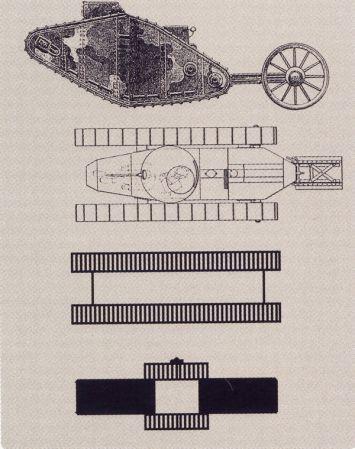Cartier Tank 設計圖