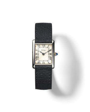 1922年,TANK Louis Cartier腕錶