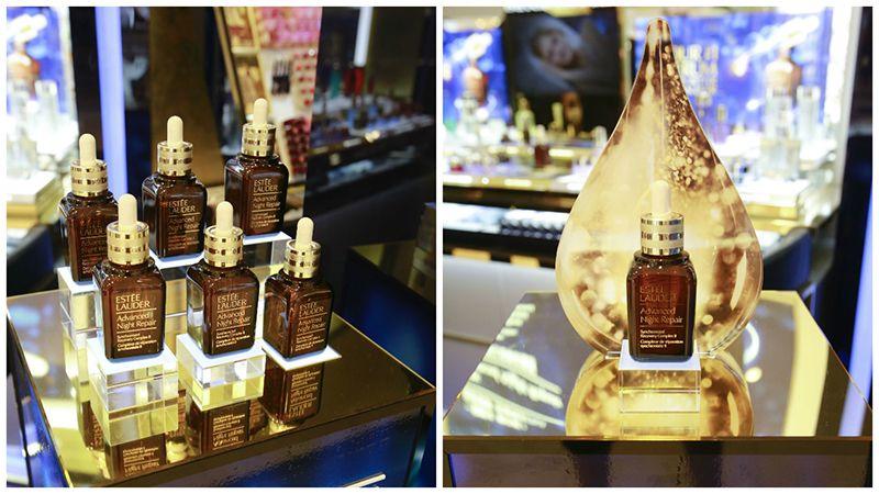 回購率100%的小棕瓶,創下驚人銷售佳績。