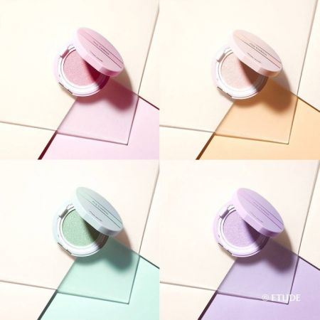 ETUDE HOUSE即可拍~馬卡龍甜顏氣墊修飾霜,14g,880元