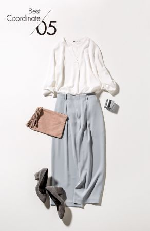 女裝嫘縈開領上衣(7分袖)NT$790