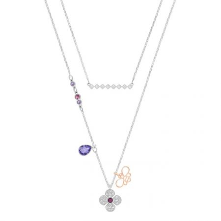 Glowing Clover 項鏈, 紫色 NT$5,990