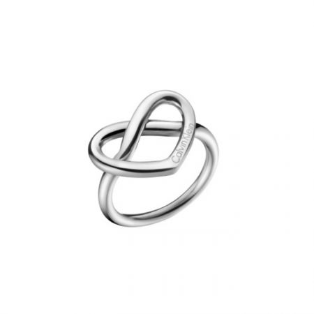 Calvin Klein Charming心動系列 不鏽鋼戒指 NT 1,700
