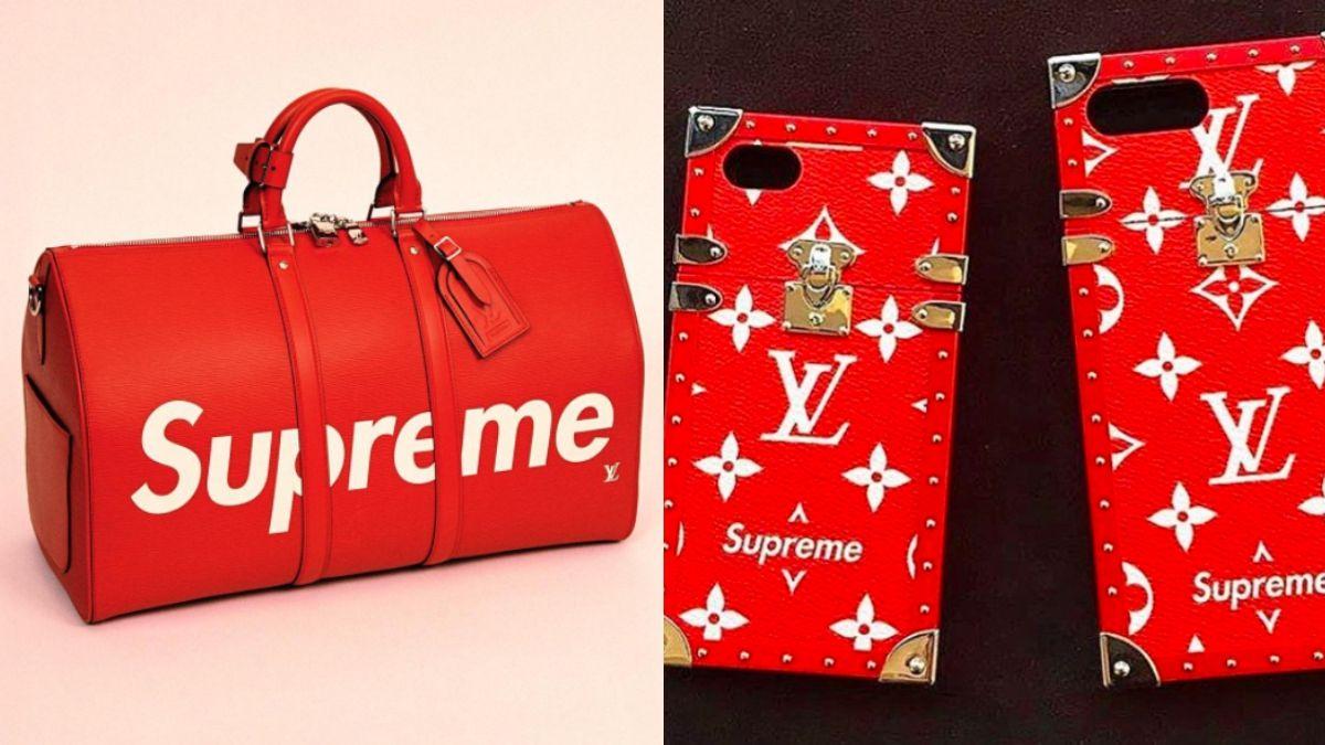 和冤家談一場戀愛,Louis Vuitton X Supreme 本世紀最潮聯名!