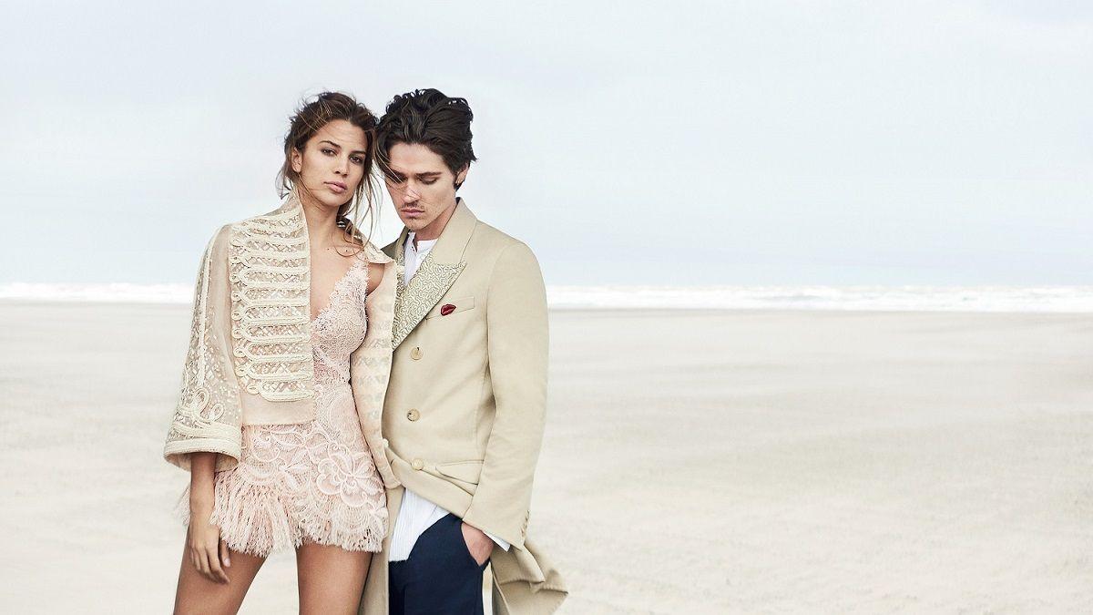 歐美時尚星二代新秀助陣,Ermanno Scervino春夏形象絕美浪漫再升級