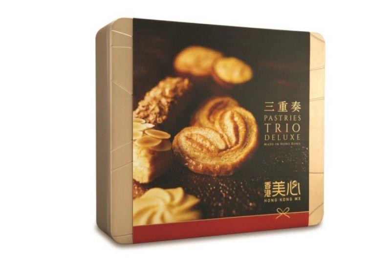 美心三重奏禮盒 NT$699
