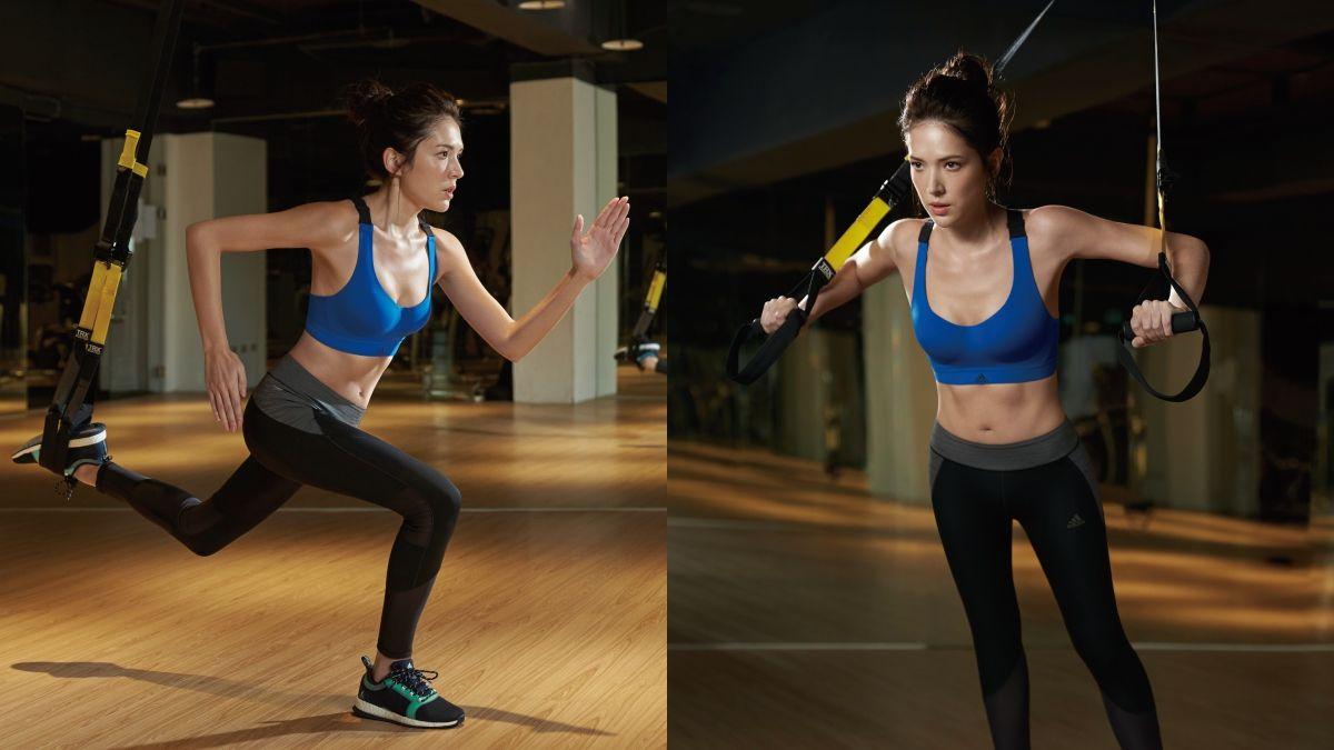 「運動是和自己的挑戰,贏了自己很有成就感」許瑋甯的健身訓練菜單大公開!