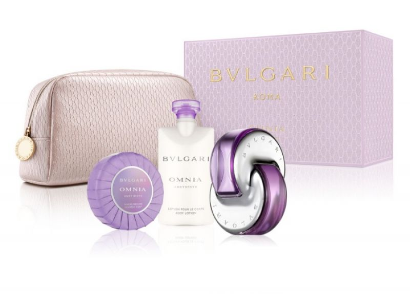 寶格麗Omnia Paraiba 紫水晶春戀禮盒 NT$3,250