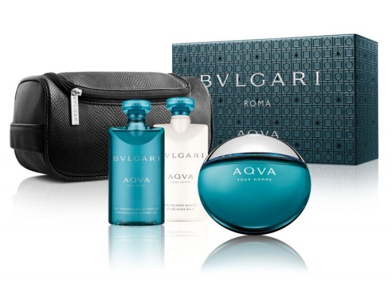 寶格麗AQVA水能量紳士禮盒 NT$3,300