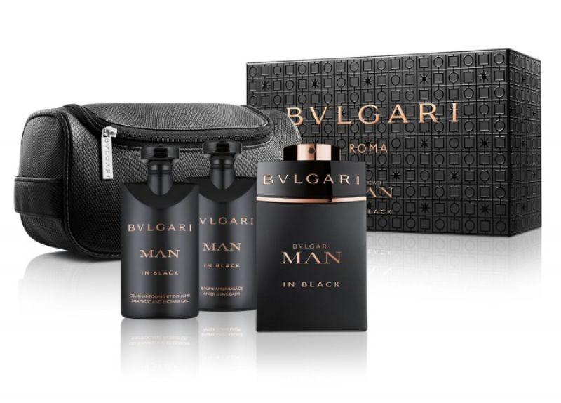 寶格麗MAN IN BLACK當代真我紳士禮盒 NT $3,650