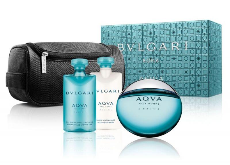 寶格麗AQVA活力海洋水能量紳士禮盒 NT$3,300
