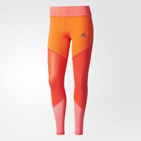 adidas高度壓縮緊身褲,使用CLIMALITE 科技面料,吸濕排汗、完美修飾、支撐身體肌肉線條。