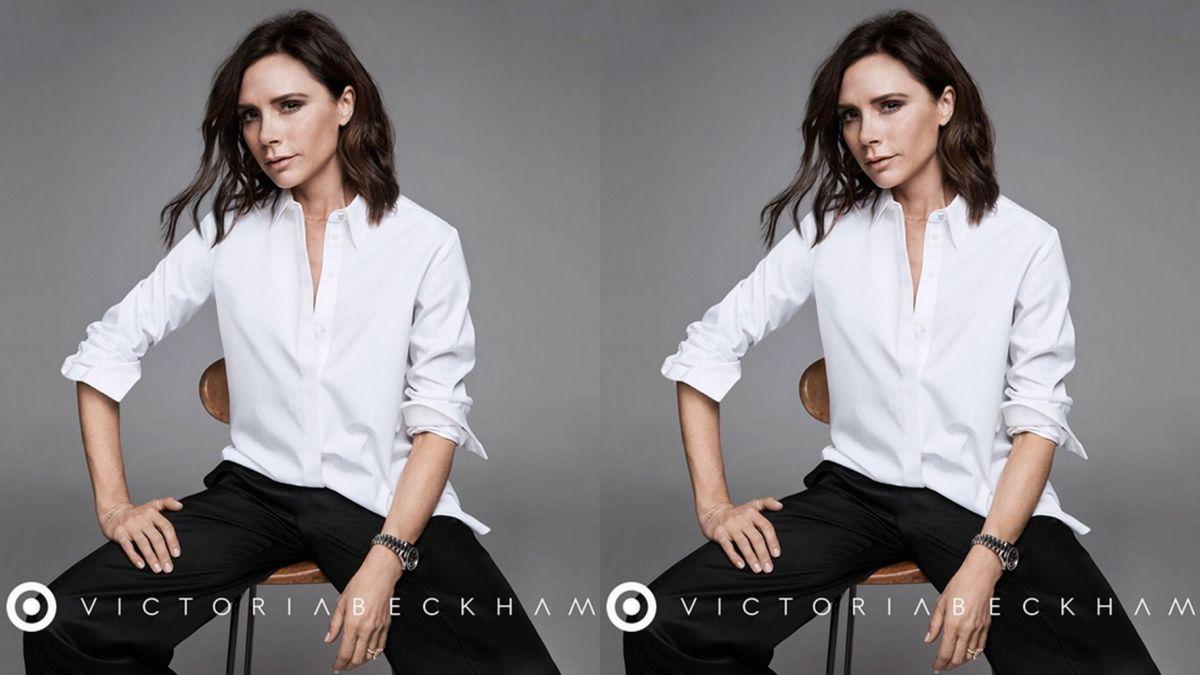 2017小資女必買的聯名系列!Victoria Beckham x Target系列即將問世