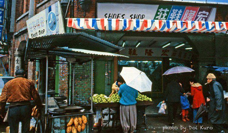 Rainy day 基隆1984