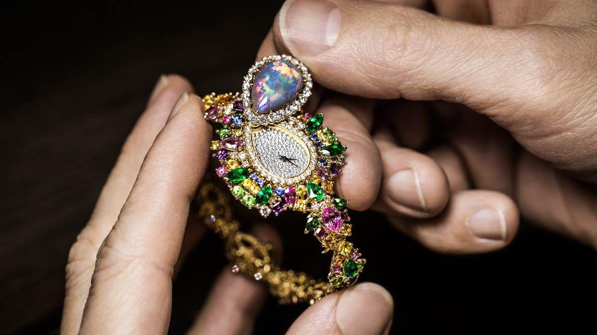 迷幻又神祕!全新高級珠寶系列「Dior et d'Opales」藝術工藝揭密