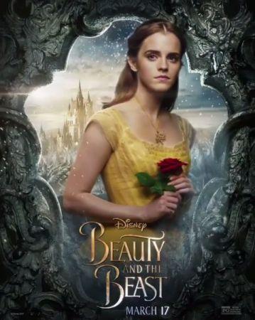 艾瑪華森(Emma Watson)飾演的貝兒備受期待