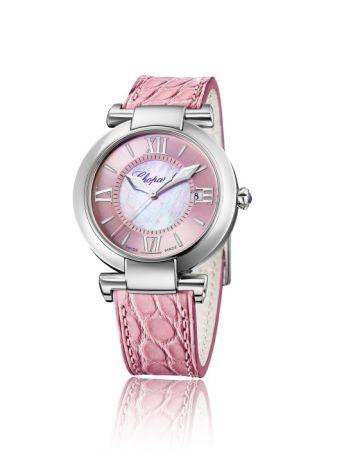 蕭邦Imperiale 系列「La Vie en Rose腕錶」
