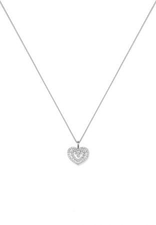 海瑞溫斯頓Cluster Heart鑽石墜飾