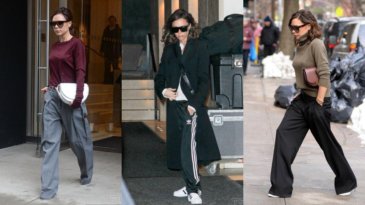 【紐約時裝周】簡單穿就很時髦!Victoria Beckham的時裝周私服造型,其實就靠這三樣單品