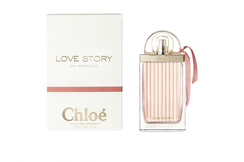 Chloe Love Story愛情故事日落巴黎淡香精30ml,NT2,450、50ml,NT3,600、75ml,NT4,300