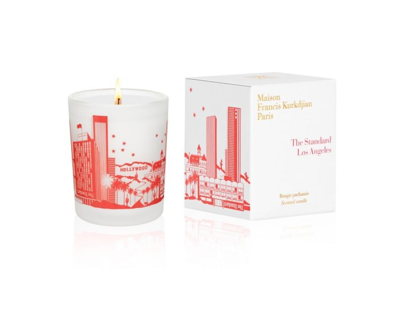 MFK-The Standard Los Angeles candle 190g,NT2,380