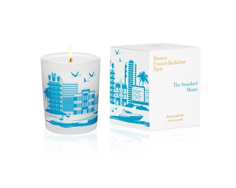 MFK-The Standard Miami candle 190g,NT2,380
