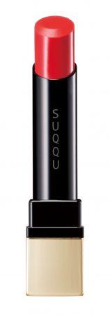 SUQQU晶采艷色唇膏 #12百合橙- YURIDAIDAI 3.7g, NT1,500