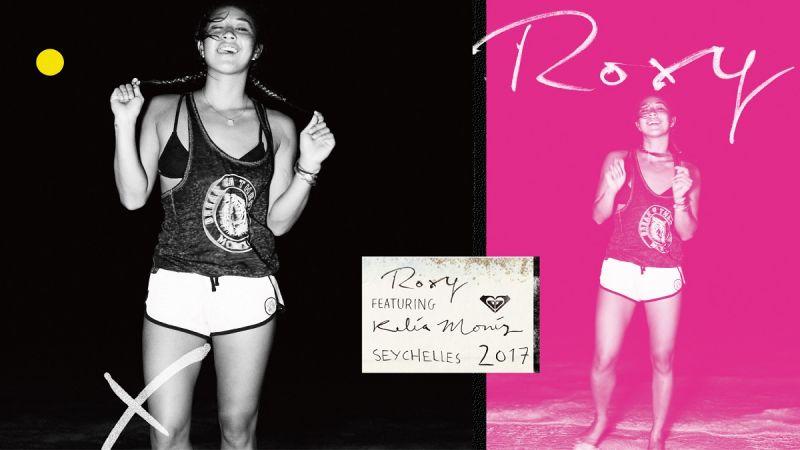 ROXY 「ROCK RETRO復古搖滾」系列,以黑白搖滾掀開經典復古的早春樂章