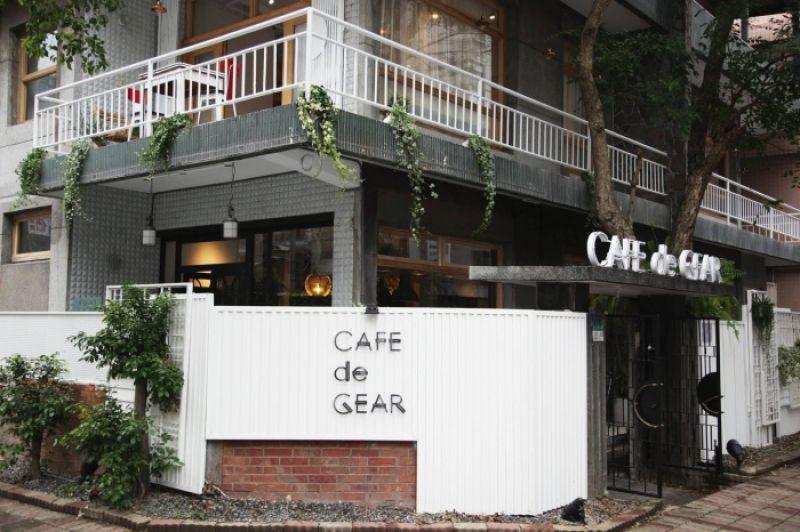 台北CAFE-de-GEAR