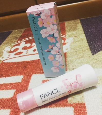 FANCL『淨膚柔滑潔顏粉』NT$650