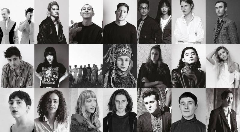LVMH PRIZE第四屆時尚設計師大賽入圍名單