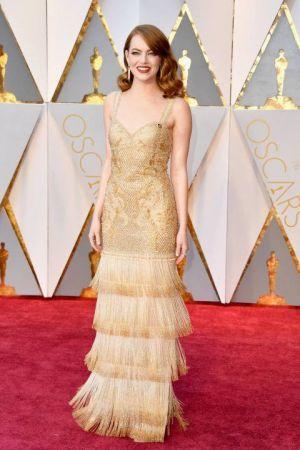 Emma StoneIn Givenchy