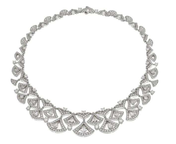 Bulgari頂級珠寶項鍊