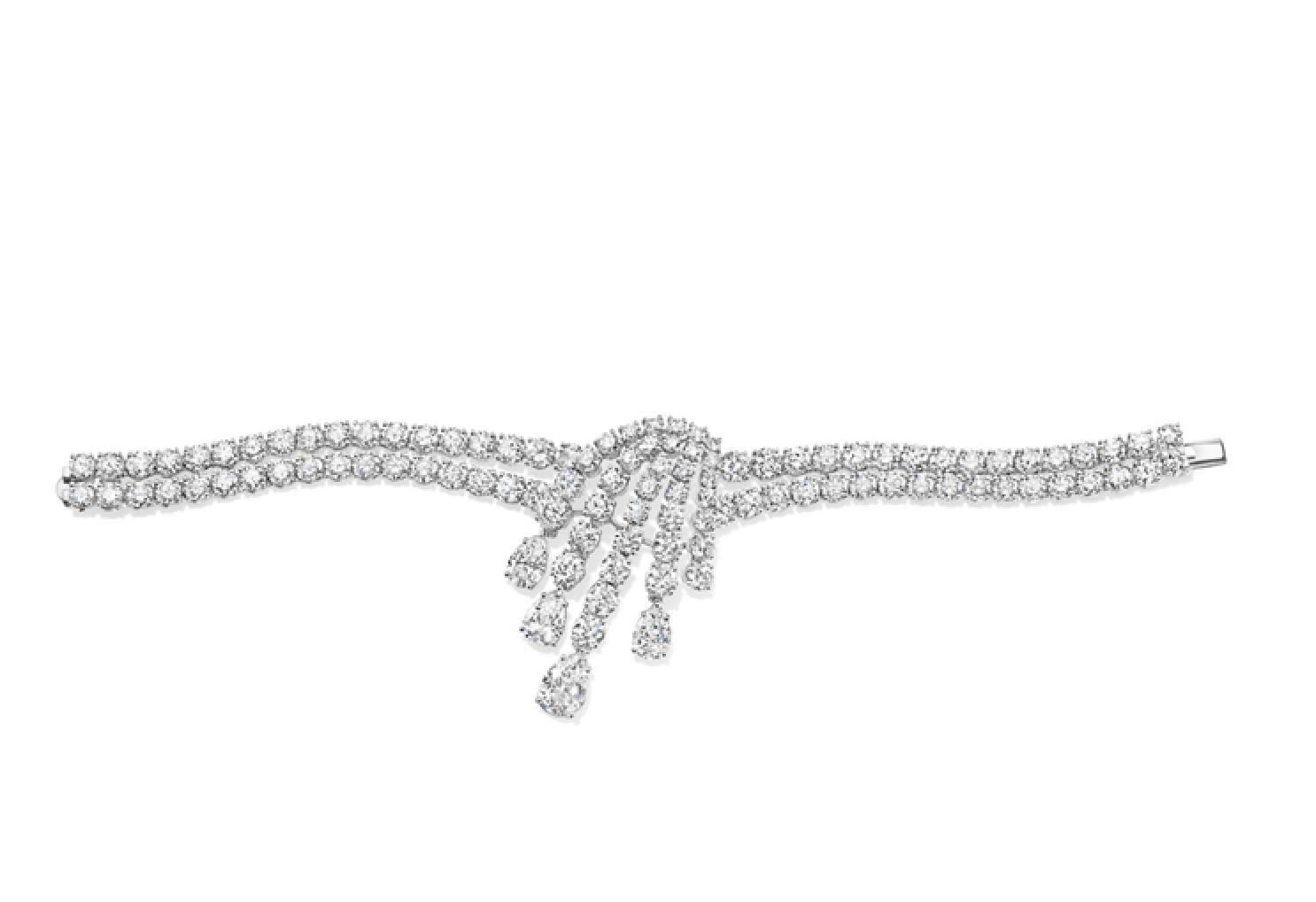 Harry Winston海瑞溫斯頓 Splash系列 Bracelet