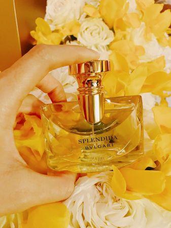 寶格麗Iris d'Or明彩馨香女士香水,50ml $3750/ 100ml $5350。