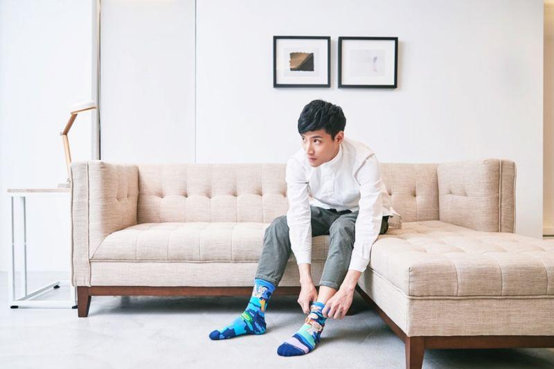 奇幻影展周邊商品_TwinSocks設計款棉襪