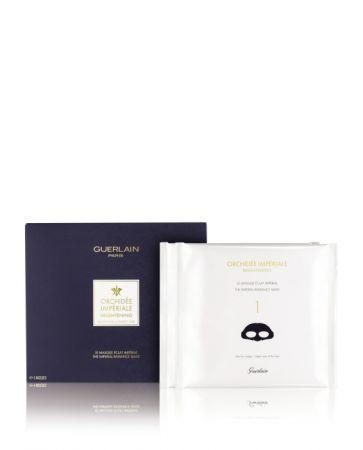 嬌蘭 蘭鑽氧生白金乳霜面膜4片,NT$12,200