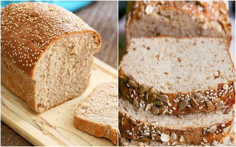 運動前 全麥麵包