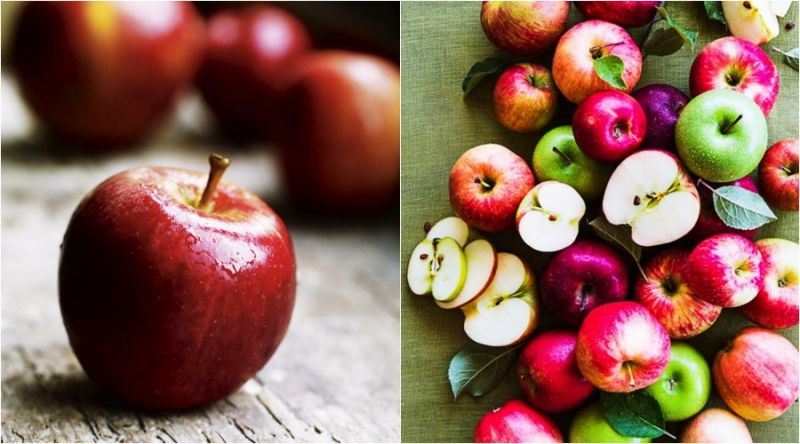 運動後 蘋果