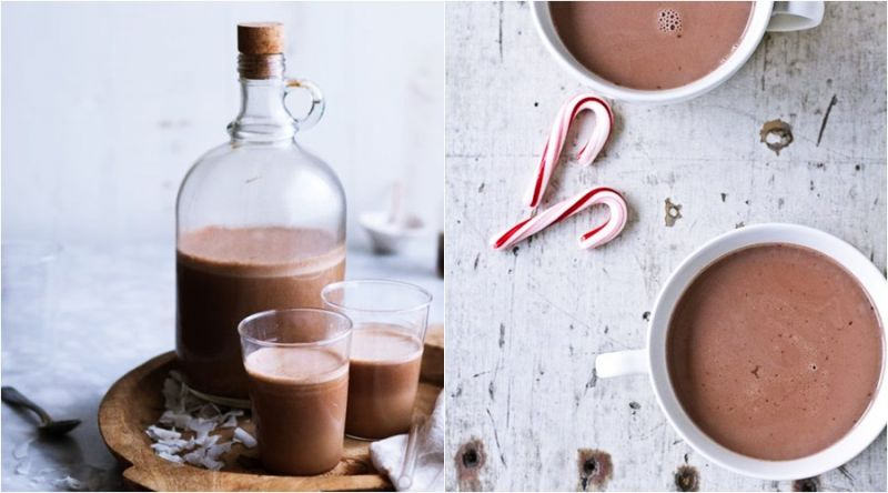 運動後 巧克力牛奶