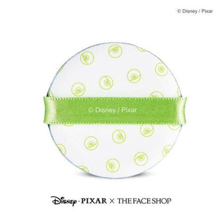 THE FACE SHOP DISNEY系列全日完妝CC氣墊粉餅SPF50+‧PA+++(2色)15g,NT980