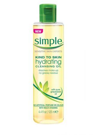 Simple植萃純淨卸妝油,125ml,NT$ 339