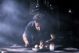 《主廚的餐桌》第三季弗拉迪米爾 · 穆辛,White Rabbit 餐廳(莫斯科)