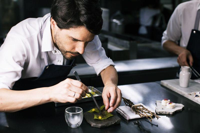 《主廚的餐桌》第三季維爾希略 · 馬蒂內斯,Central 餐廳(秘魯)