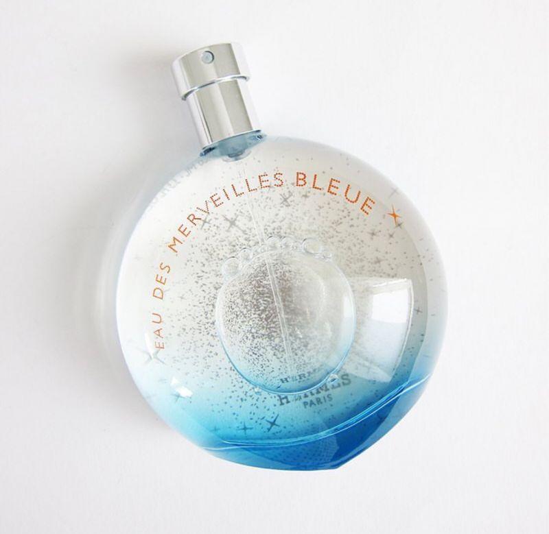 藍色橘彩星光30ml噴霧式淡香水,NT2,550。/50ml,NT3,850。/100ml,NT5,450。