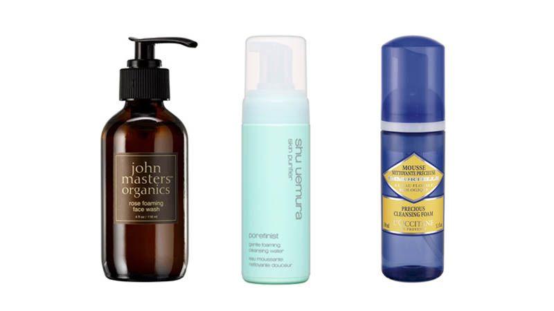 泡泡保養品仍仰賴特殊技術,所以通常只有專櫃品牌會推出這樣的保養品。