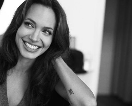 Angelina Jolie安潔莉娜裘莉