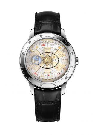 江詩丹頓 Vacheron Constantin「Métiers d'Art 藝術大師系列Copernicus Celestial Spheres 哥白尼天體球腕錶」