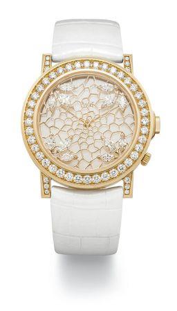 伯爵 Piaget 「Altiplano Double Jeu」 腕錶