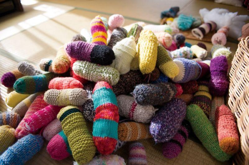 每個編織的人,都懷抱了不同的理由